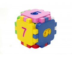 "TOY CHILDREN'S ""CUBE-LOGIC"" 013120"