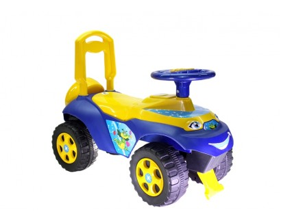 "A toy for driving ""MACHINE"" 0142/R/04"