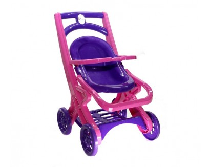 "Toy child ""Stroller for dolls"" 0122/02"